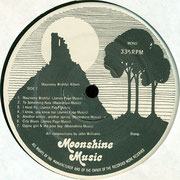 The Maureeny Wishfull Album Moonshine WO 2388 1965 side 1