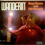 Royd Rivers And Cliff Aungier Wanderin' DECCA LK 4696 1965 fr