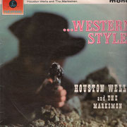 Western Style Parlophone PMC 1215 1964 front