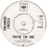 The County Jail Band/You're The One CBS S 5007 1970
