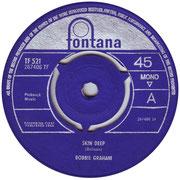 Skin Deep/Zoom, Widge & Wag Fontana TF 521 1964
