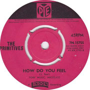 You Said/How Do You Feel Pye 7N 15755 1964 side 2