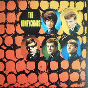 The Honeycombs PYE NPL 18097 1964