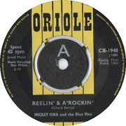 Reelin' and Rockin'/I Still Want You Oriole CB 1940 1964