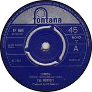 SorrowSome Other Day - Fontana - UK - TF 694 side A 1966