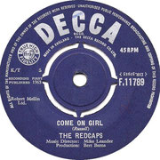 the-redcaps-talking-about-you-1963 DECCA F 11789 1963 side B