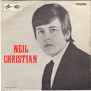 Neil Christian And The Crusaders EP Columbia SEG 8492 1964