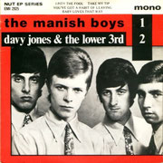 The Manish Boys I Pity The Fool EMI 2925 1979