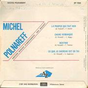 michel-polnareff-la-poupee-qui-fait-non-disc-az EP 1024 1966 back