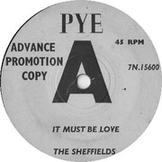 'It Must be Love'/'Say Girl' Pye 7N 15600 1964 side A