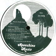 The Maureeny Wishfull Album Moonshine WO 2388 1965 side 2