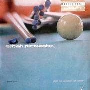 British Percussion BARCLAY BB 86 1965 FRA front