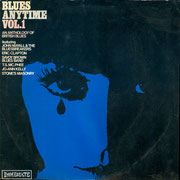 Blues Anytime Vol.1 - An Anthology Of British Blues  Immediate IMLP 014 1968