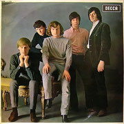 The 'Angry' Young Them DECCA LK 4700 1965