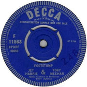 Diamonds/Hully Gully Decca F 11563 1963 B side