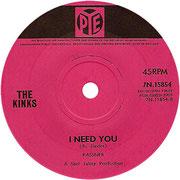 set-me-free-pye-7N 15854 1965
