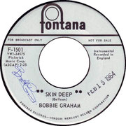 Skin Deep/Zoom, Widge & Wag Fontana F 1501 (US Promo) 1964