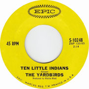 the-yardbirds-ten-little-indians-epic 10248 1967