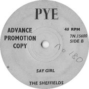'It Must be Love'/'Say Girl' Pye 7N 15600 1964 side B