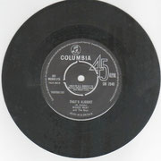 Money Honey/That's Alright Columbia DB 7245 1964 side B