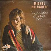 michel-polnareff-la-poupee-qui-fait-non-disc-az EP 1024 1966 front
