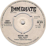 jimmy-tarbuck-wastin 'time-immediate IM 018