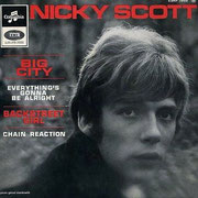 Nicky Scott Columbia ESRF 1868 1967