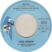 michel-polnareff-la-poupee-qui-fait-non-disc-az EP 1024 1966 side 2