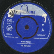 Walk Around/ Here's Another Day Fontana TF 495 1964