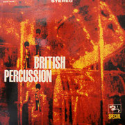 British Percussion BARCLAY SIBS 1004 1966 ITA front