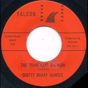 The Train Kept A Rollin'/I Can't Make Your Way Falcon 101 1968