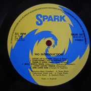 No Introduction... SPARK SRLM 107 1968 side 1
