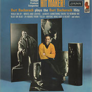 Hit Maker! LONDON (HA R 8233) 1966