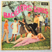 Bachelors' Girls Decca LK 4827 1966