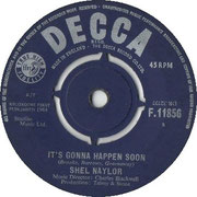 'One Fine Day'/'It's Gonna Happen Soon' Decca F 11856 1964 side A