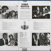 Lord Sutch And Heavy Friends ATLANTIC - COTILLION 240008 - SD9015 1970 bk