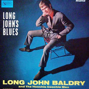 Long John's Blues United Artists ULP 1081 1964