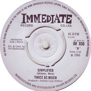 twice-as-much-step-out-of-line-immediate IM 036 1966