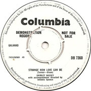 shirley-bassey-goldfinger-1964 Columbia DB 7360 1964