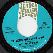 World Keeps Going Round/Not The Same Anymore PYE US Promo 1966