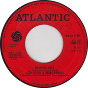 'Cause I Love You'/'Thumping Beat' Atlantic 584 321 1970