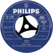 The DrifterBerlin Philips BF 1768 1969