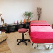 Praxis Behandlungsraum