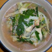 野菜ラーメン  昼