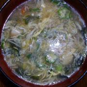ふかひれスープ+