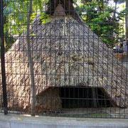 古代住宅跡(復元)