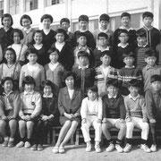 6年3組宮本学級
