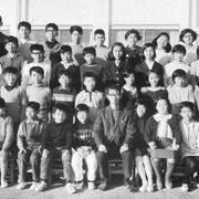 6年4組江守学級