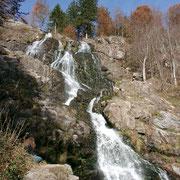 Todtnauer Wasserfall.