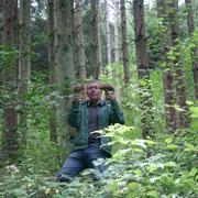 Der Schwarzwald, auch zum Pilze suchen.
